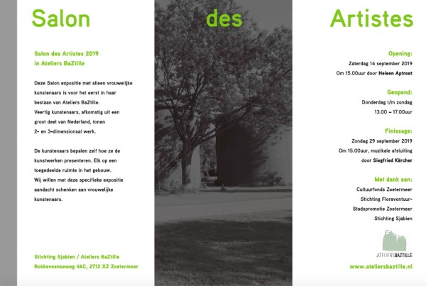 Exhibition Salon des Artistes